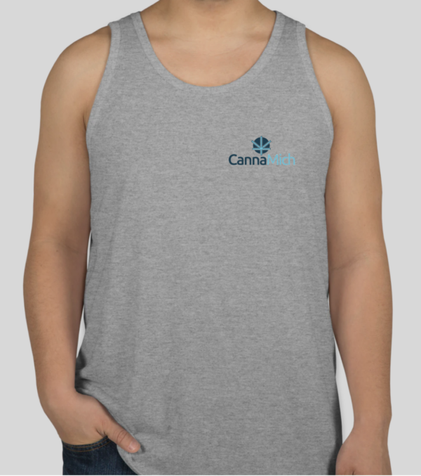 CannaMich Sauce Tank Top